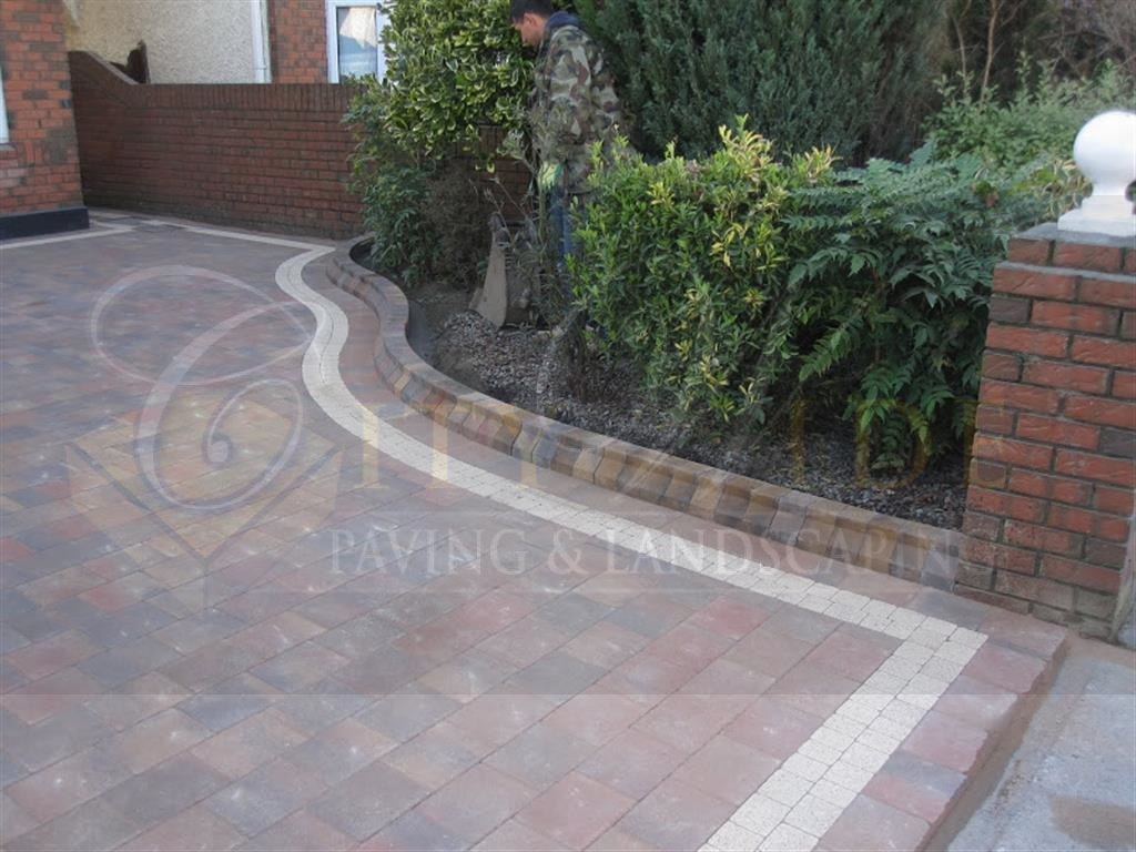 Raised Flower Beds Citywide Paving